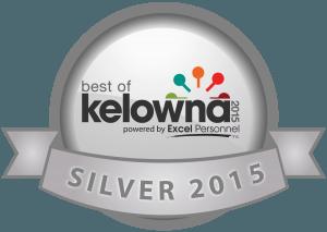 SilverAwardKelownaNow
