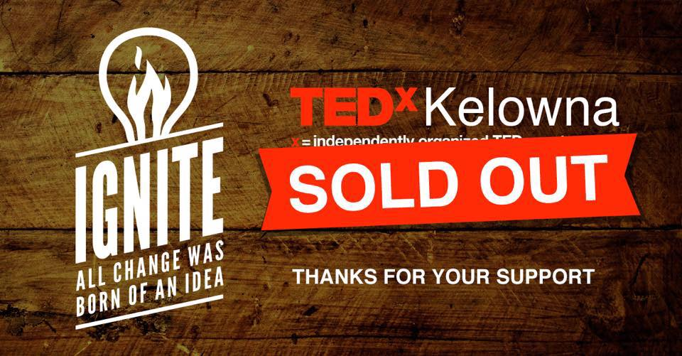 Tedx Kelowna