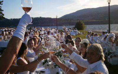 Diner en Blanc – Okanagan