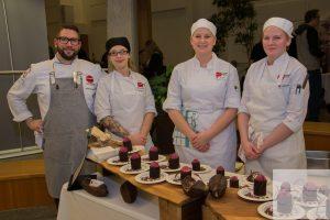 Okanagan College Pastry Students