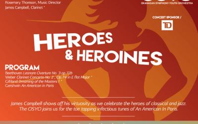 OSO – Heroes & Heroines