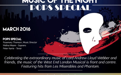 OSO – Music of the Night | POPS Special