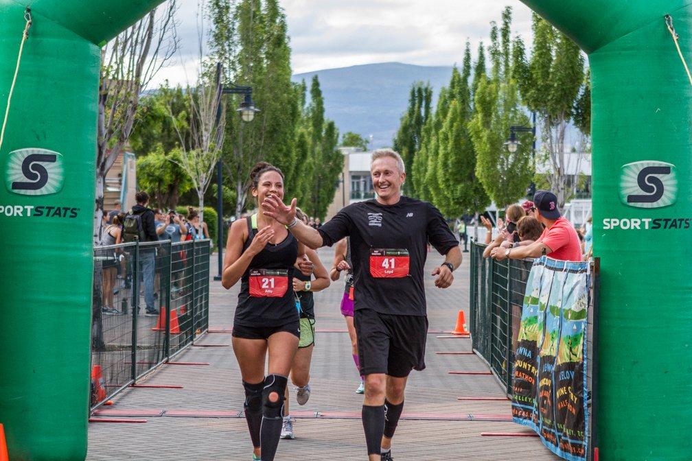 Wine Country 1/2 Marathon 2019